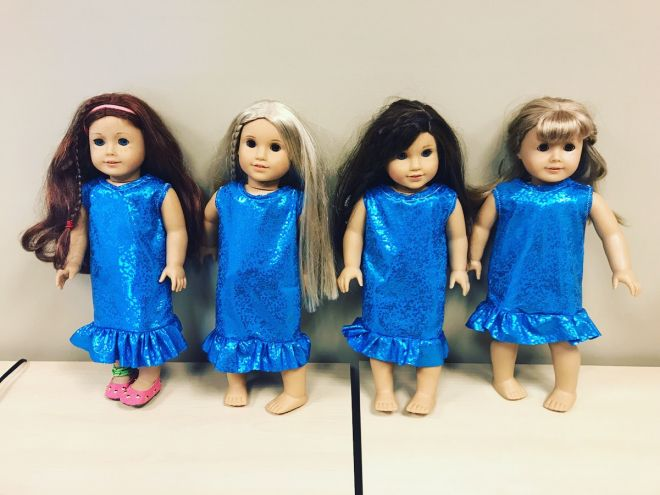 American Girl Project