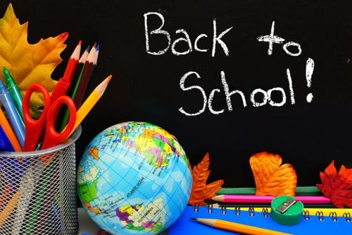 Back to School Camp at Ciao Bella Sewing Studio, M-F, 8/16-8/20 from 1:30-4:00 PM