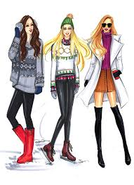 Winter Fashion Pinterest